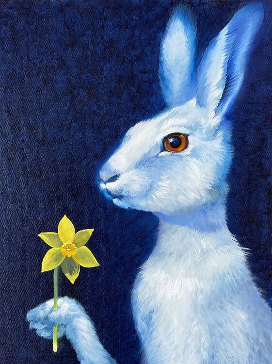 Magic Moon Hare