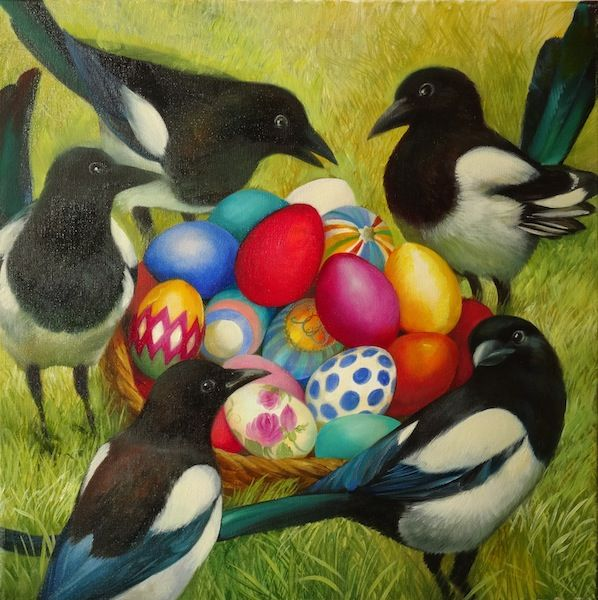 Magpie's Easter