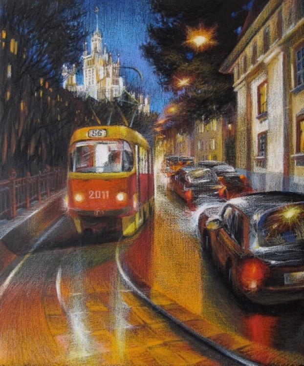 Tram N 56