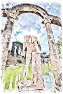 roman ruins 01