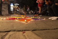 Nepalese Hindu festival of Tihar