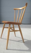 £120. Ercol early version 333 chair- restored.