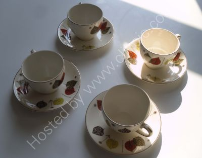 £10 pair + £4 P+P. A pair of Gay Fantasy Tea Cups,all good condition.