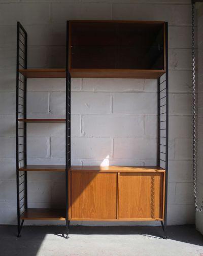 Sold.Ladderax Unit Furniture System H 201cm W 141.5cm D 37cm
