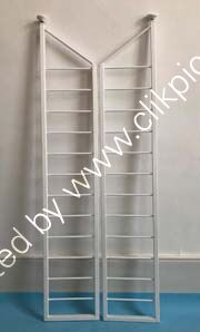 Ladderax ladders 109.2 cm x 20.3 cm. Click on image for more information.