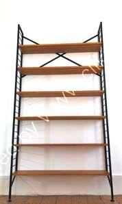 POA. 110.5 cm wide.The widest of Staples shelves on slim depth bookshelf ladders. Click on image for more information.