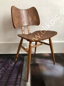 £250. Ercol Butterfly chair - vintage -