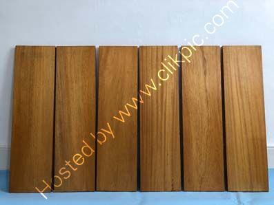Sold.Set of 6 shelves 74 cm x 20.3 cm. Click on image for more information.