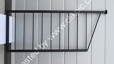 Now sold. Wall leaning ladder 86.3 cm x 35.5 cm. Please click on image for more information.