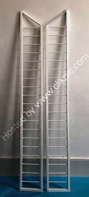 Ladderax ladders restored 162.5 cm x 20.3 cm. Click on image for more information.