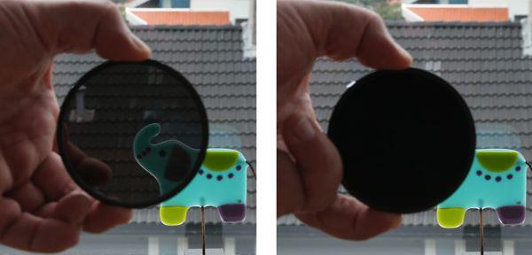 Fototips A - 15 - Filter - Gråfilter - sammenligning
