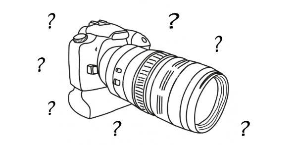 Fototips B 13 - 05 - Kjenn ditt kamera