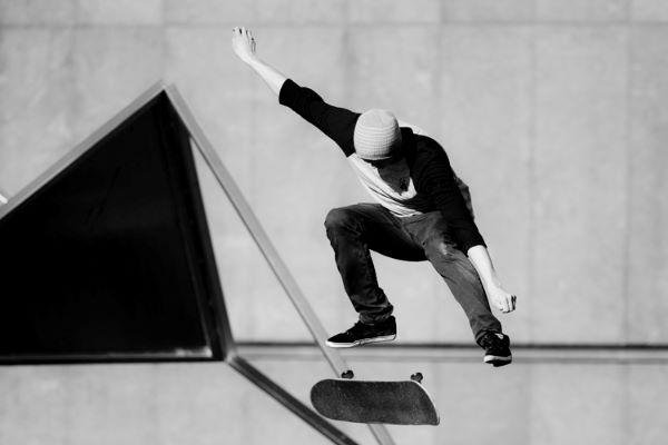 Fototips B 16 - 09 A - Skater