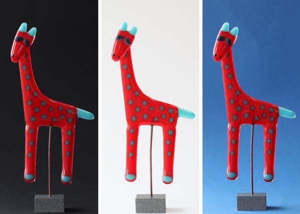 Fototips B - 8 - Bakgrunner giraff