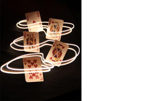 Fototips B - 06 - spillekort