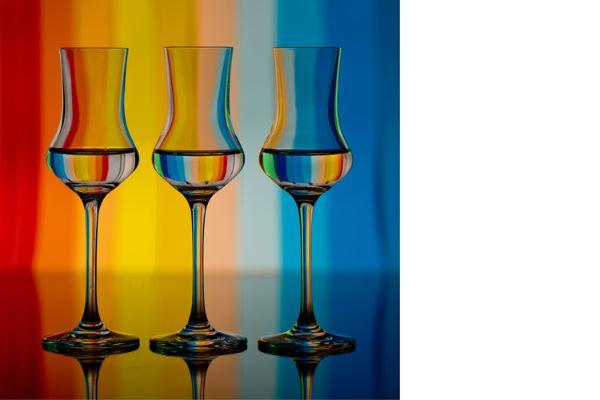Fototips B - 8 - Tre stk glass