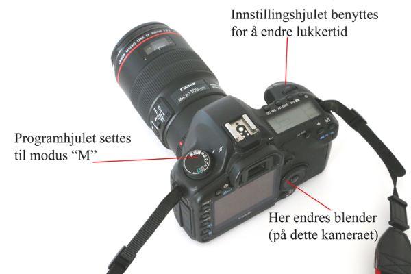 fototips A - 08 - viser M-modus - www