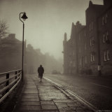 Early Morning, St. Mary's Wynd, Stirling