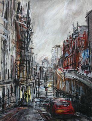 Between Bath Street & Sauchiehall Street