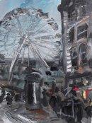 Big Wheel, Manchester