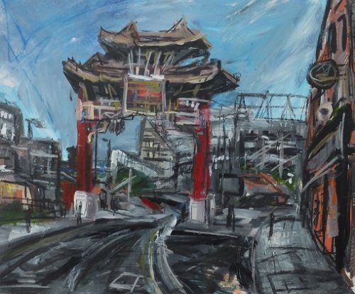 Chinatown, St James', Newcastle
