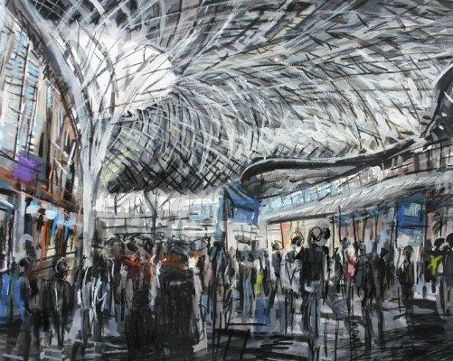 Concourse, Kings Cross