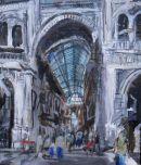 Galleria, Vittorio Emanuelle II, Milano