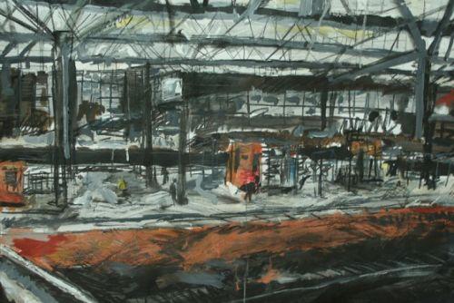 Leeds Station, Platform 11