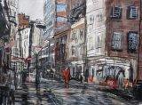 Rain, Marleybone