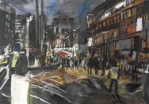 Manchester Riots (1)