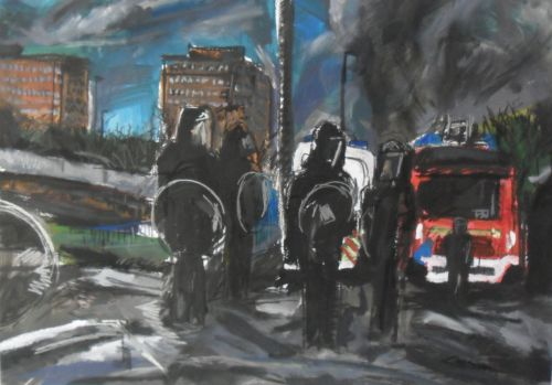 Manchester Riots (2)