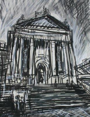 Tate Britain Steps