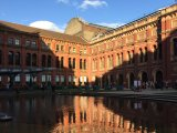 V&A Late Afternoon