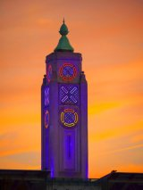 Oxo Tower at Dusk