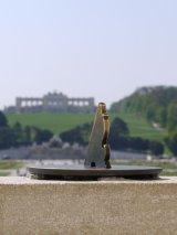 Sonnenuhr Schloss Schönbrunn