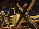 Hungerford Bridge at Night