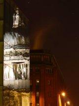 St Paul's Winter Reflection