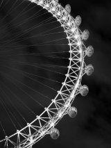 London Eye at Midnight