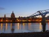 Millennium Bridge Daybreak