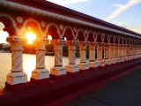 Blackfriars Bridge Starburst