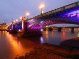 Southwark Bridge at Dusk