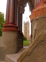 Victoria Tower Frame