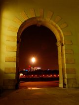 Canary Wharf from The Roal Naval College