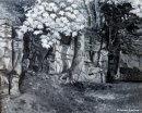 QUARRY GARDEN, BELSAYOil on Canvas40 x 50 cm