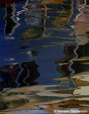 BURANO - REFLECTIONS IV 100 x 80 cms.