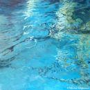 WAKEAcrylic on Canvas76.2 x 76.2cms