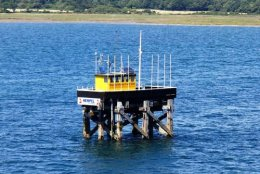 Royal Lymington Yacht Club Starting Platform