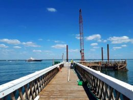Yarmouth Pier Phase 2 Repair Works