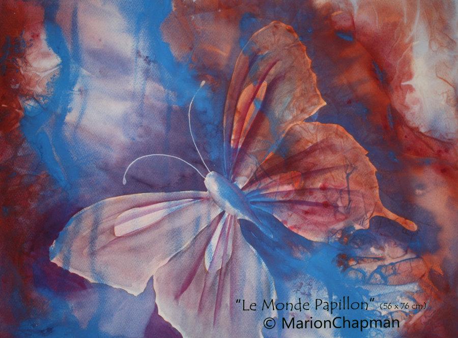Le Monde Papillon
