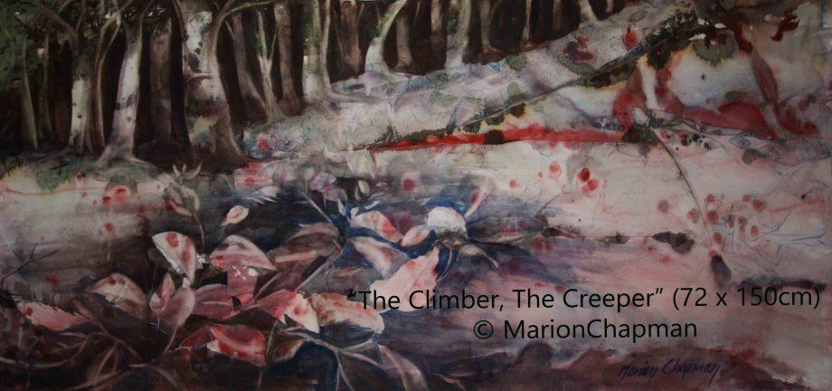 """The Climber, The Creeper"""